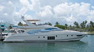 Used Azimut Motoryacht Flybridge Boat For Sale