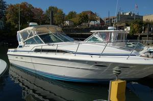 Used Sea Ray 34 Sundancer Cruiser Boat For Sale
