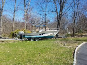Used Henry O 22 Center Console Center Console Fishing Boat For Sale