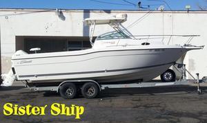 Used Seaswirl 2600 WA Saltwater Fishing Boat For Sale