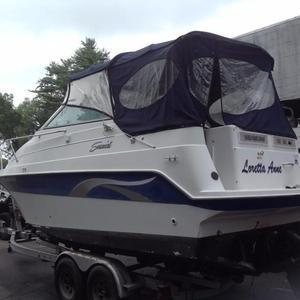 Used Seaswirl 250 Cruiser Boat For Sale