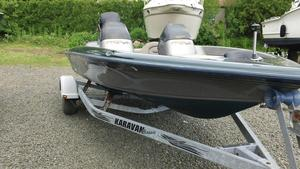 Used Procraft 200 Super Pro DC Freshwater Fishing Boat For Sale
