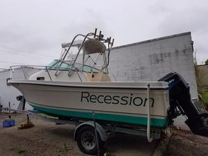 Used Trophy 2002 Walkaround Cruiser Boat For Sale
