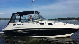 Used Glastron Gs289 Express Cruiser Boat For Sale