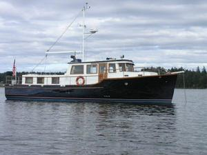 Used Nielsen 46 Trawler Boat For Sale