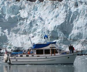Used Davis Defever Trawler Boat For Sale