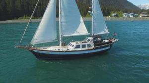 Used Skookum 53 Center Cockpit Cutter Ketch Cutter Sailboat For Sale