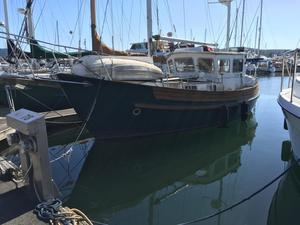 Used Fisher Pilothouse Motorsailer Sailboat For Sale