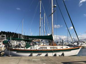 Used Slocum 43 Cutter Cruiser Sailboat For Sale