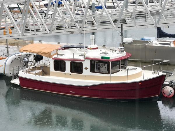 Used Ranger Tugs R27 Cruiser Boat For Sale