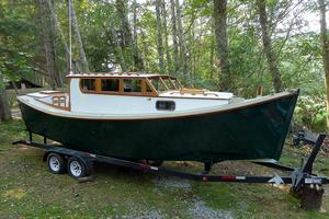 New Chesapeake Marine Design Red Wing Commercial Boat For Sale