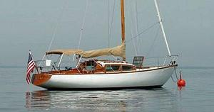 Used Van Der Stadt Classic One-design Daysailer Sailboat For Sale