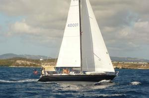 Used Palmer Johnson Custom NY 40 Cruiser Sailboat For Sale