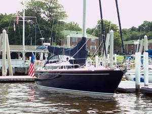 Used Stevens S&S 50 Cruiser Sailboat For Sale