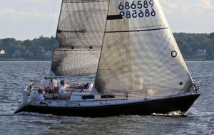 Used Finn Flyer 31 Racer and Cruiser Sailboat For Sale