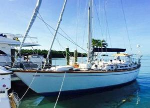 Used Mason 54 Cruiser Sailboat For Sale