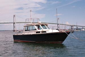 Used Lyman Morse Custom Hunt Express/sedan Express Cruiser Boat For Sale
