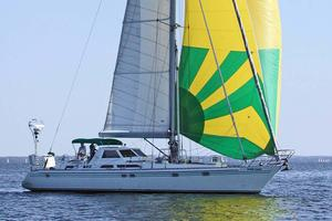Used Taswell 56 Cruiser Sailboat For Sale