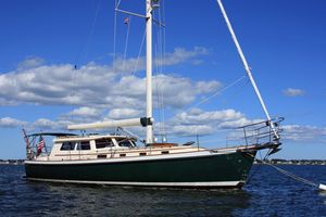 Used Bruckmann 50 Custom Motorsailer Sailboat For Sale