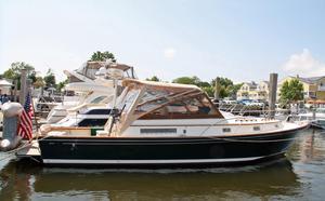 Used Little Harbor Whisperjet 38 Express Cruiser Boat For Sale