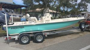 New Frontier 2104 Meridian Sports Fishing Boat For Sale