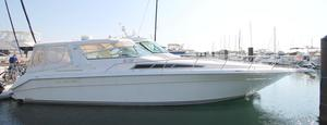 Used Sea Ray 420 Express Cruiser Boat For Sale