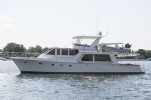 Used Offshore 62 Pilot House Motor Yacht For Sale