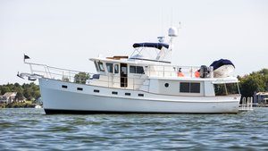 Used Kadey-Krogen 48 AE Trawler Boat For Sale