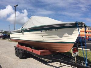 Used Lyman 23 Runabout Cuddy Cabin Boat For Sale
