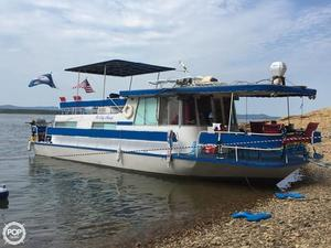 Used Sunliner 42 House Boat For Sale