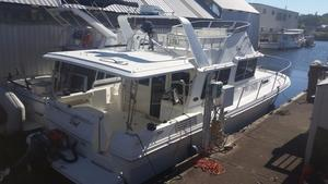 Used Seasport Pacific 3200 Cruiser Boat For Sale