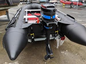 Used Bris Rescue Dive Boat For Sale