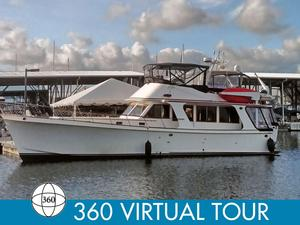 Used Chb Grand Mariner 45 Trawler Boat For Sale
