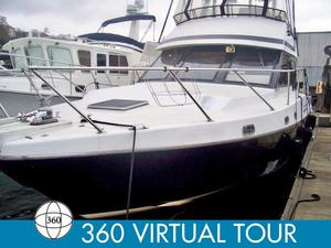 Used Hi-Star 40 Flybridge Sedan Cruiser Boat For Sale