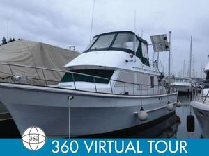 Used Chb 42 Aft Cabin Trawler Boat For Sale