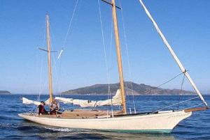 Used Legendary Yachts Araminta 33 Ketch Daysailer Sailboat For Sale