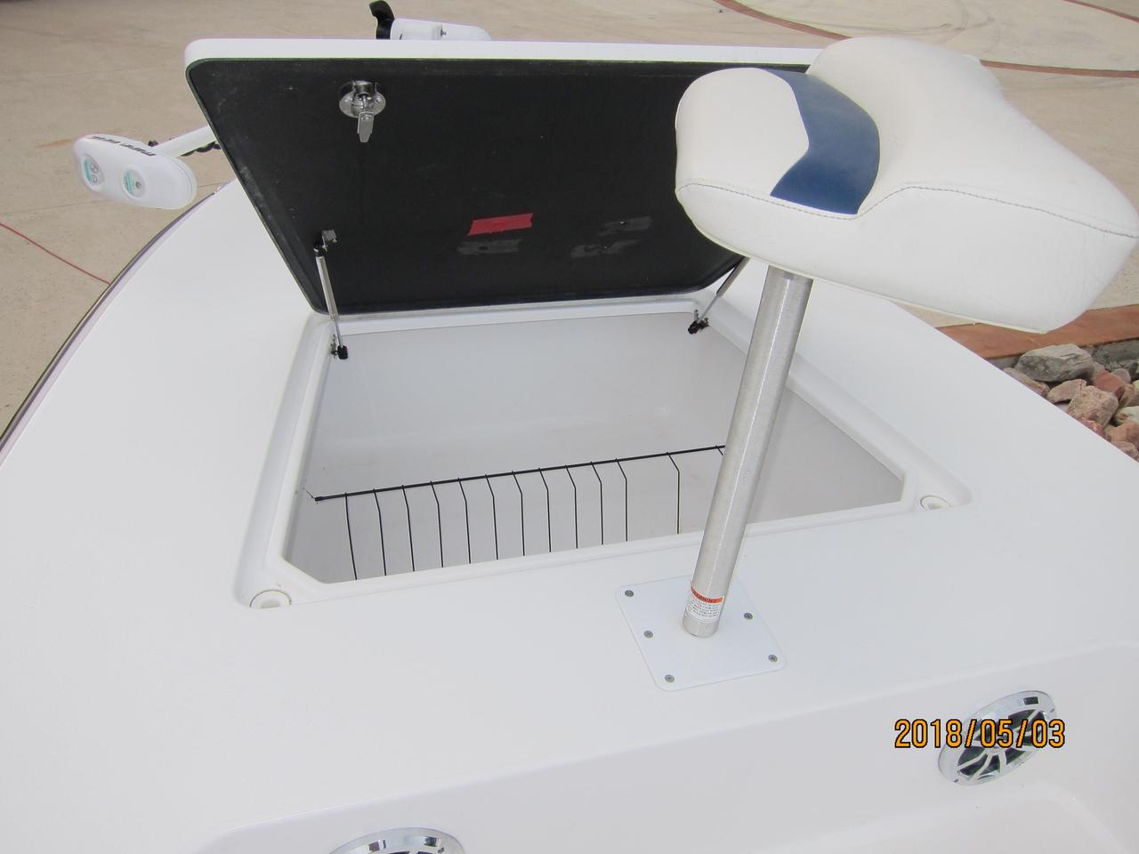 2016 Used Bullet 22 SF22 SF Flats Fishing Boat For Sale