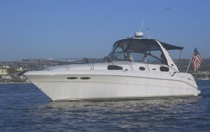 Used Sea Ray 340 Sundancer Express Cruiser Boat For Sale
