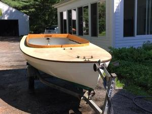 Used Beetle Cat Daysailer Sailboat For Sale