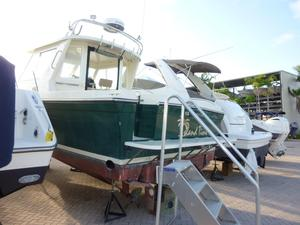 Used Albin 31 Tournament Downeast Fishing Boat For Sale