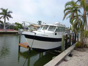 Used Osprey Pilothouse Long Cabin Downeast Fishing Boat For Sale