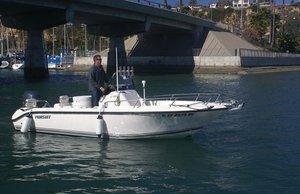 Used Pursuit 180C Center Console Boat For Sale