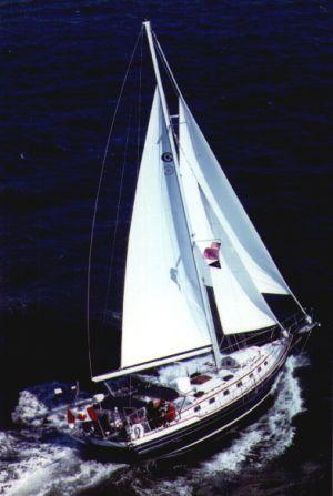 Used Gozzard Mark I Aft Cockpit Cruiser Sailboat For Sale