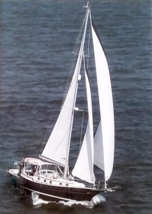 Used Gozzard 37 Cruiser Sailboat For Sale
