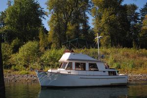 Used Chb Tri-cabin Trawler Boat For Sale