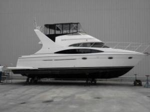 Used Carver 410 Motor Yacht For Sale