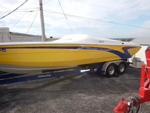 Used Velocity VR1 High Performance Boat For Sale