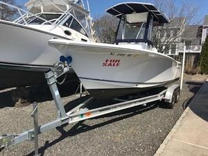 Used Sea Hunt 225 Triton225 Triton Center Console Fishing Boat For Sale