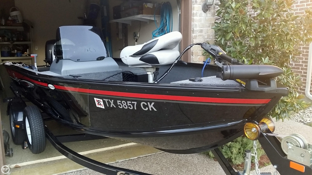 2012 used g3 v167 aluminum fishing boat for sale 13 900 for G3 fishing boats