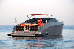 Used Mazu Yachts 42 Tender Boat For Sale